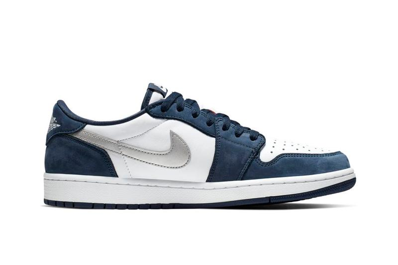 Nike SB Air Jordan 1 Low Midnight Navy Release Info Eric Koston