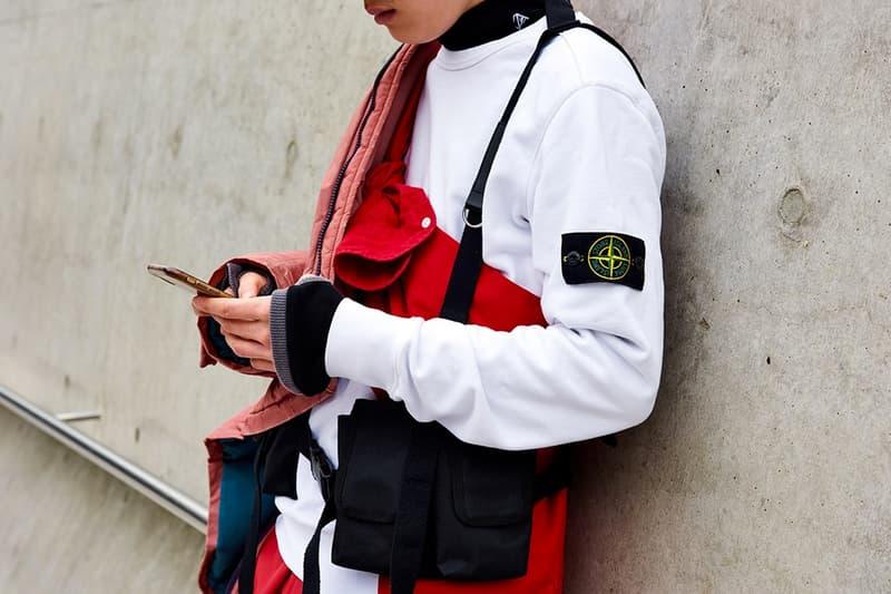 ソウルファッションウィーク ストリートスナップ Seoul Fashion Week SFW thisisneverthat ディスイズネバーザット JUUN.J ジュンジー