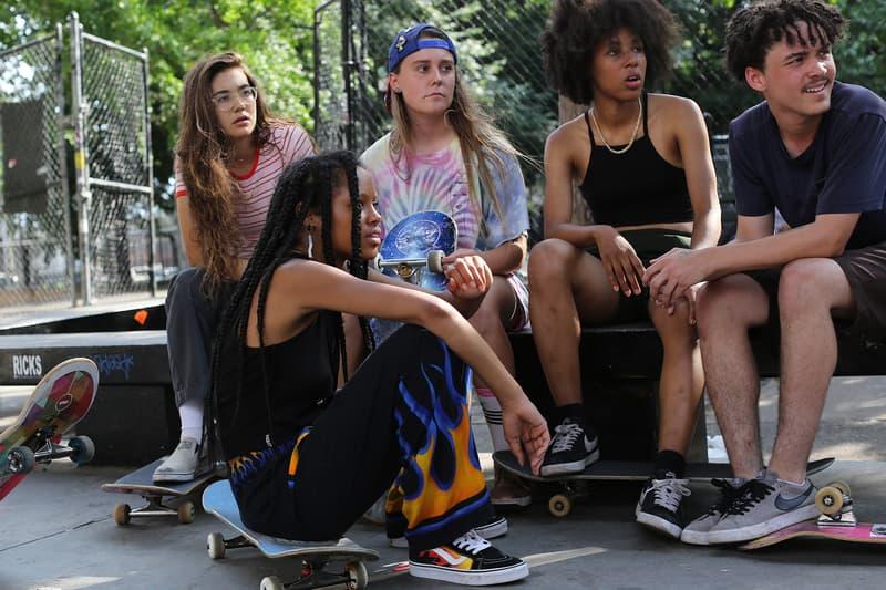 NY ニューヨーク ガールズ スケーター スケートボーダー 青春映画 スケート キッチン 日本公開 skate kitchen