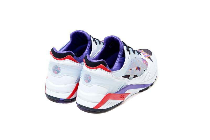 スニーカーウルフ アシックスタイガー sneakerwolf x AISCTIGER  ゲルカヤノ トレイナー gel kayano trainer コラボ スニーカー 一般発売スタート
