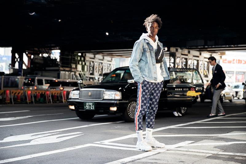 ストリートスナップ 東京ファッションウィーク Amazon Fashion Week Tokyo 2019 A/W スナップ