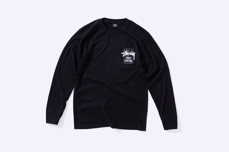 ステューシー オンライン Stussy Tシャツ ハット 大阪 ミナミ 住所 場所 営業時間