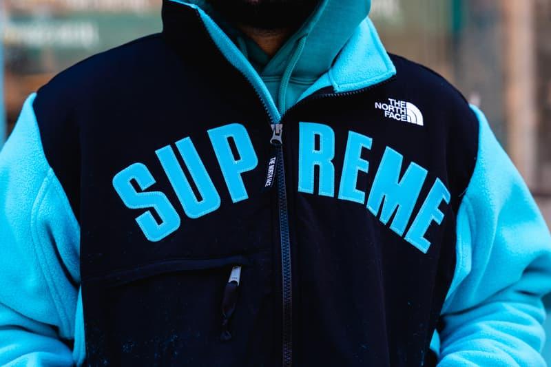 シュプリーム ザ・ノース・フェイス Supreme The North Face オンライン マウンテンジャケット デナリフリース ダッフルバッグ キャップ ハット