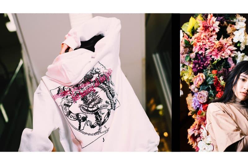 滝口樹理の新たなデニムスタイルが体感できる Juemi の伊勢丹新宿店ポップアップストア 〈SOMETHING〉とのコラボアイテムが並ぶ、〈Juemi〉のポップアップストアが『伊勢丹新宿店』で3月13日(水)よりスタート