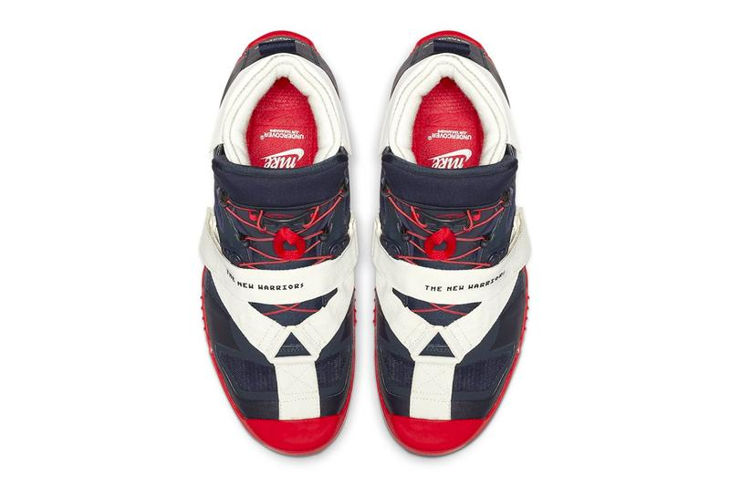 UNDERCOVER Nike SFB Mountain Dark Obsidian University Red White Release Jun Takahashi The New Warriors Spring Summer 2019