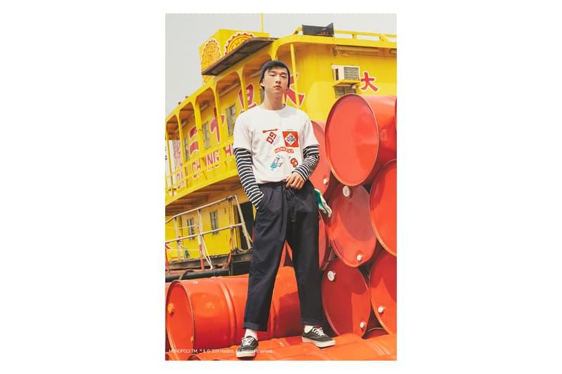 """アジア屈指の近代都市・香港で紡ぐ UNIQLO UT 2019年春夏シーズン """"THE BRANDS"""""""