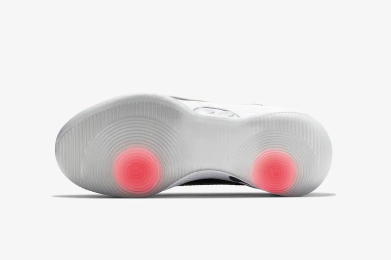 ナイキ nike アダプト スマートシューズ Adapt BB 自動 靴紐 フィット シューズ スニーカー バッシュ