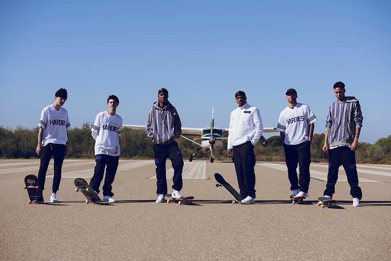アディダス スケートボーディング ハーディーズ ハードウエア adidas Skateboarding Hardies Hardware タイショーン・ジョーンズ ナケル・スミス Na-Kel Smith Tyshawn Jones