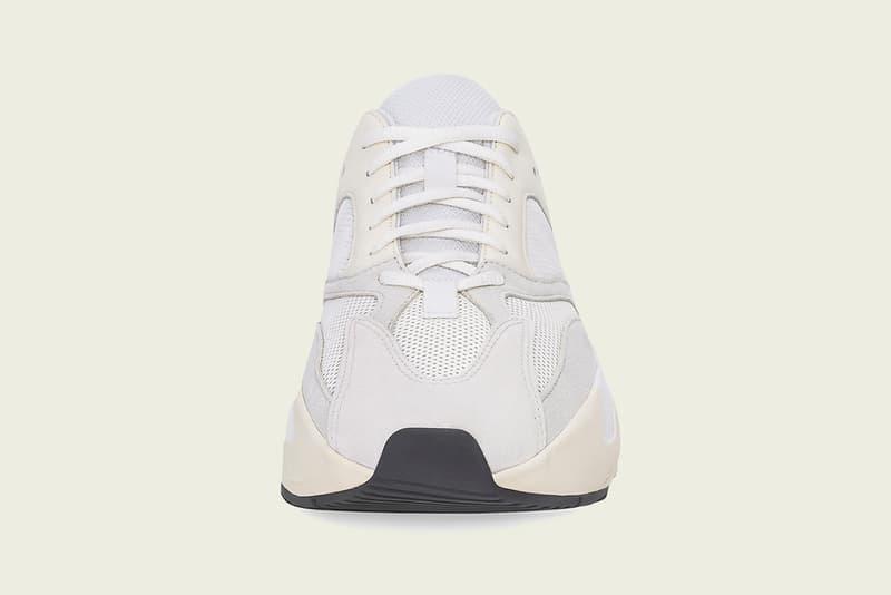 """イージーブースト 700 アディダス アナログ 発売日 オンライン adidas YEEZY BOOST 700 """"Analog"""" ホワイト 白 クリーム"""