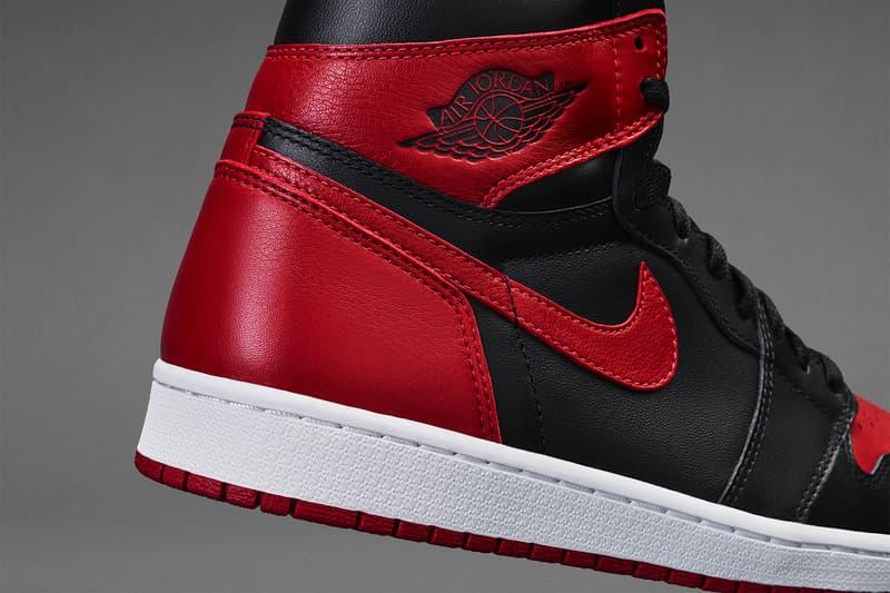 """Air Jordan 1 """"Bred"""" が2019年末に再復刻を予定?"""