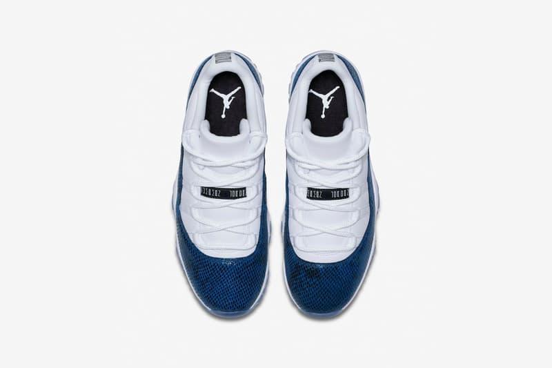 """エアジョーダン11 """"スネークスキン"""" ナイキ nike jordan brand ジョーダン ブランド Air Jordan 11 """"SNAKESKIN"""" のリリース情報が解禁"""