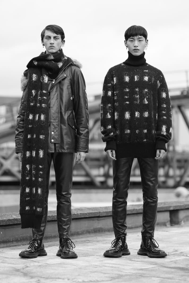 Alexander McQueen  アレキサンダー・マックイーン 2019年秋冬メンズウェアコレクション 公開