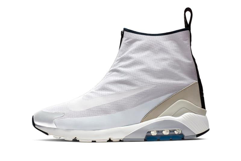 """アンブッシュ x ナイキ エアマックス 180 Ambush Nike Air Max 180 """"Light Bone"""" Release Info BV0145-100 drop date pricing stockist price White White-Pale Grey-Light Bone April 26 Yoon Ahn"""