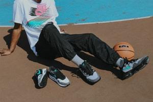 "atmos x Nike による LeBron 16 Low ""Clear Jade"" の公式発売情報が解禁"