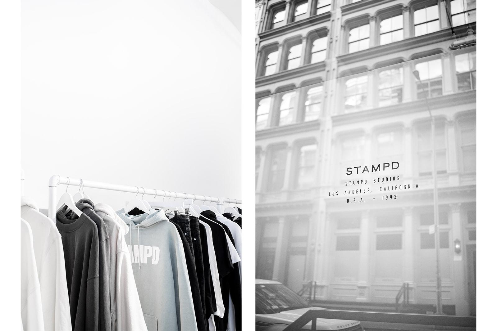 クリス・スタンプ スタンプド デザイナー Stampd Chris Stamp 誰 IKEA イケア コラボレーション オンライン