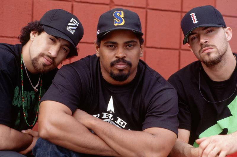 """サイプレス・ヒル Cypress Hill が""""ハリウッド殿堂入り""""を果たす Hollywood Walk of Fame"""