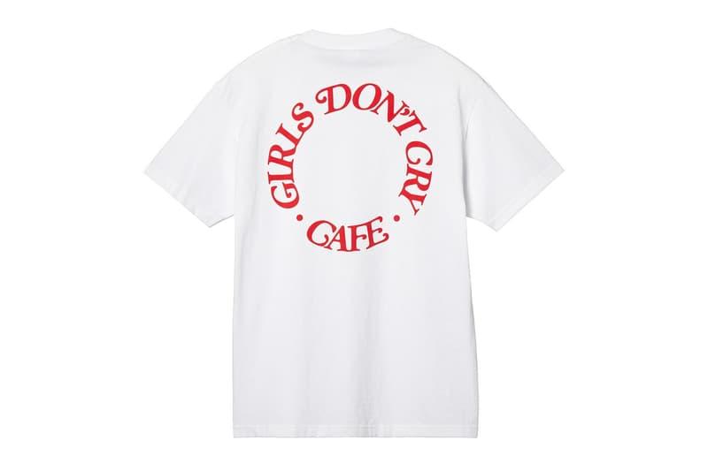 ガールズドントクライカフェ Girls Don't Cry Cafe アマゾン Amazon Fashion ブランドストア Brand Store Tシャツ パーカ マグカップ