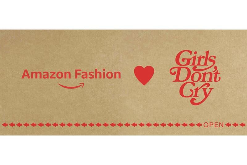 """ガールズ ドント クライ VERDY 手がける Girls Don't Cry が Amazon Fashion """"AT TOKYO"""" に登場"""