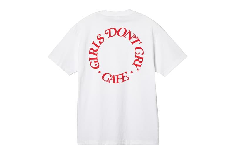 ガールズドントクライ カフェ オンライン Girls Don't Cry Cafe アマゾン ファッション Amazon Tシャツ フーディ メルカリ ヤフオク 場所 日程 住所