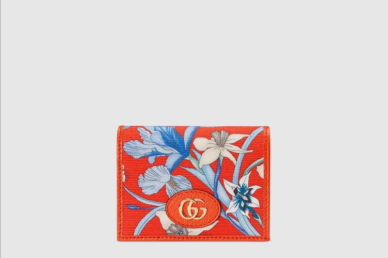 グッチ Gucci フローラ プリント ジャッキーバッグ 日本限定コレクション