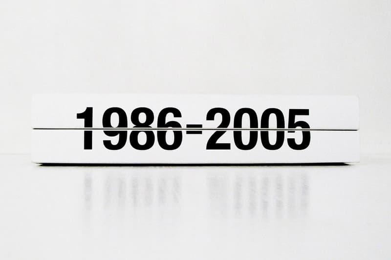 Helmut Lang  ヘルムートラング 書籍 アーカイブブック printings.jp プリンティングス  登場