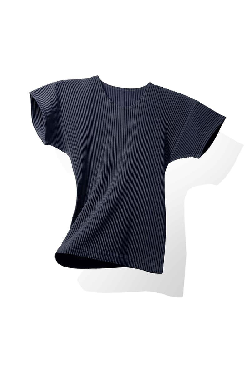 """三宅一生の想いを宿す HOMME PLISSÉ ISSEY MIYAKE の定番プロダクトをプレイバック 着る者の個性を引き立てる""""プリーツ製品""""の数々は、日本人ならではの気遣いと類まれな技術の賜物"""
