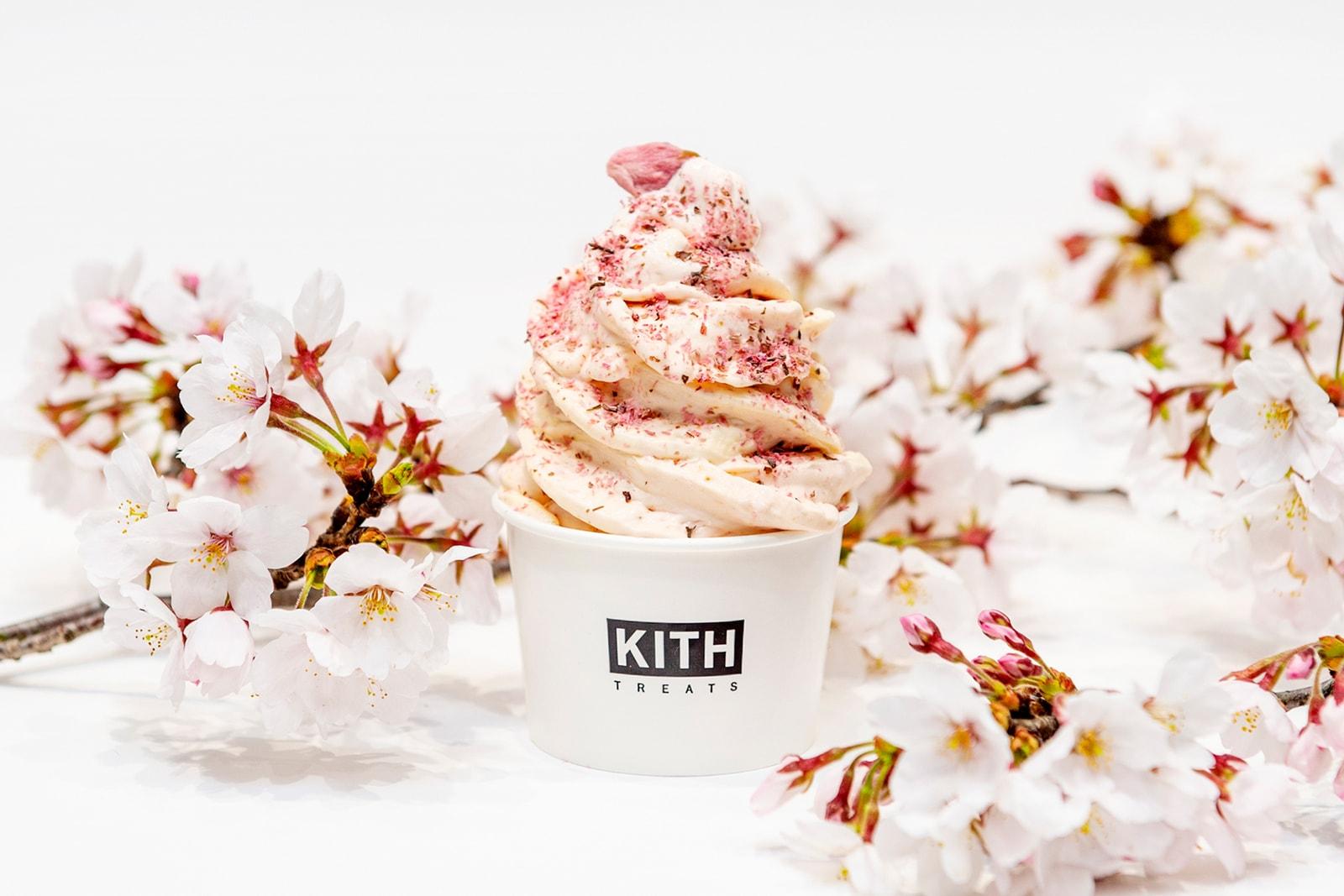KITH TREATS TOKYO キス トリーツ トウキョウ 東京店舗限定 HANAMI Capsule 花見 カプセル 桜 Ronnie Fieg ロニー・ファイグ