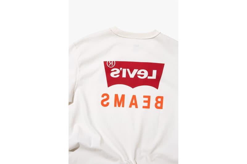 Levi's® BEAMS リーバイス® ビームス  裏返しデザイン 異端 コラボ コレクション ジーンズ ジーパン デニム ジャケット 501 tracker トラッカー ジーパン