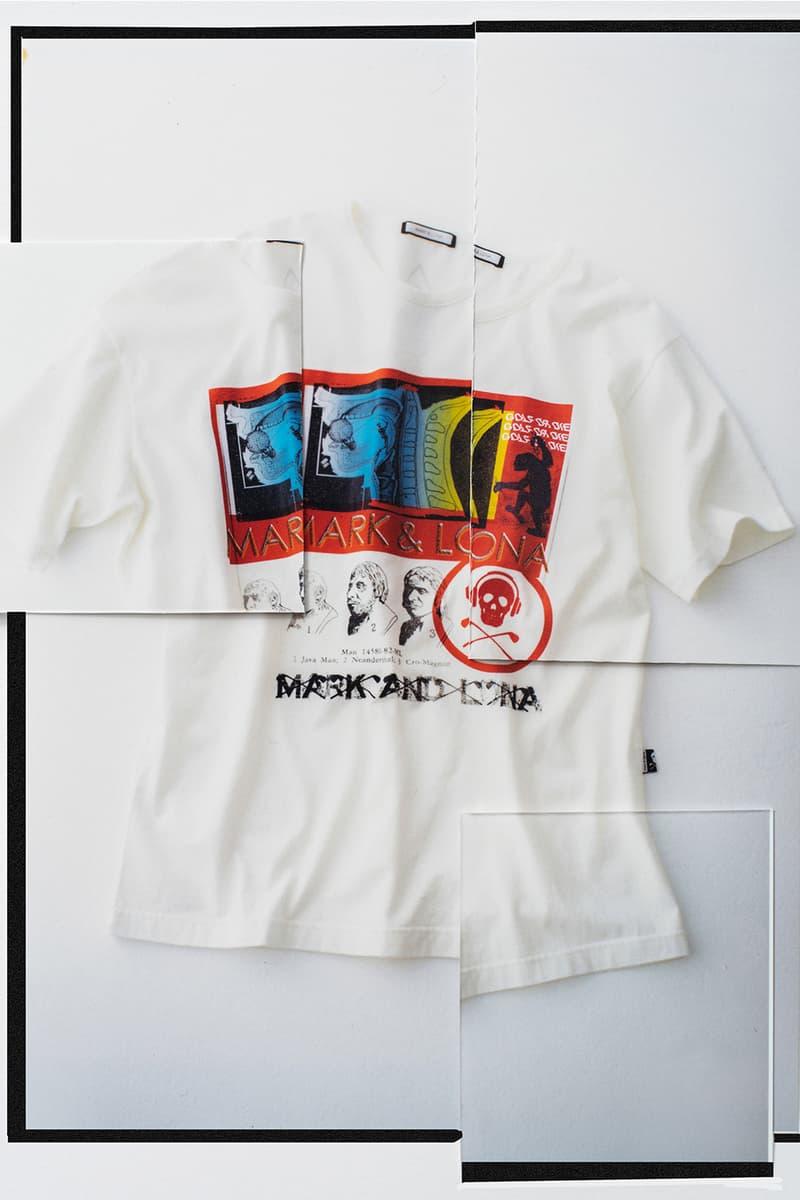 MARK&LONA よりゴルフ要素を残しつつも都会的に昇華された最新アイテムが登場 Linkin ParkのDJ・ジョー・ハーン、モノクロアートの先駆者・トミー・リム、1998年創業のフットウェアレーベル〈gravis〉など、注目のコラボコレクションが多数スタンバイ