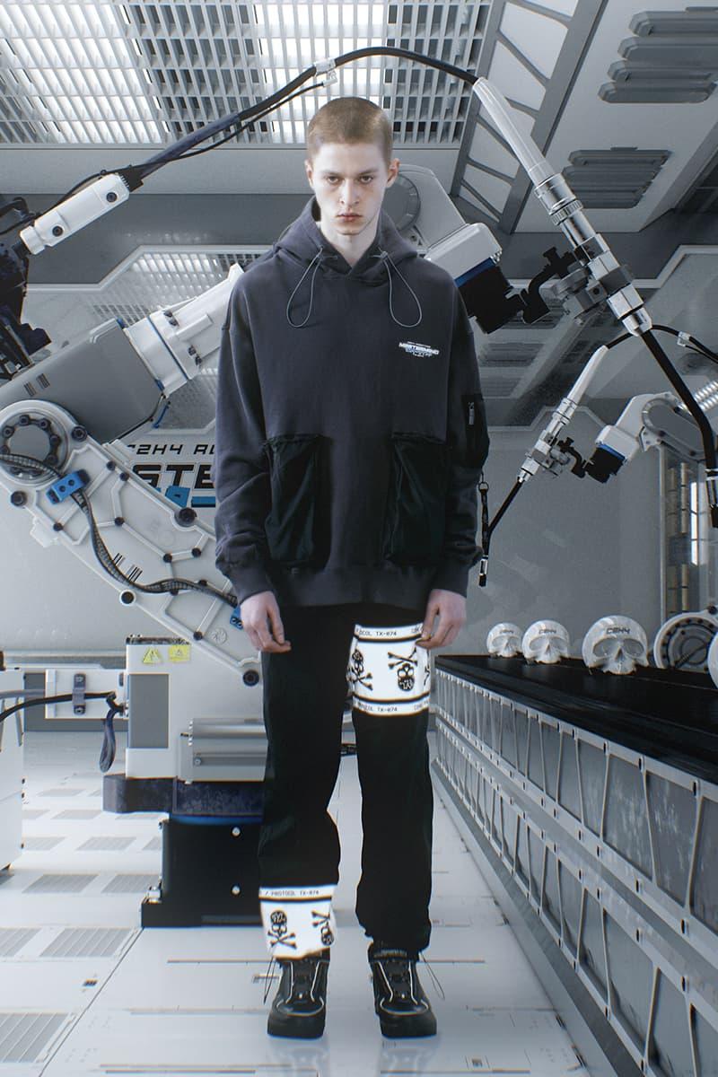 マスターマインド・ジャパン C2H4 mastermind JAPAN オンライン ショーツ Tシャツ フーディ キャップ HBX