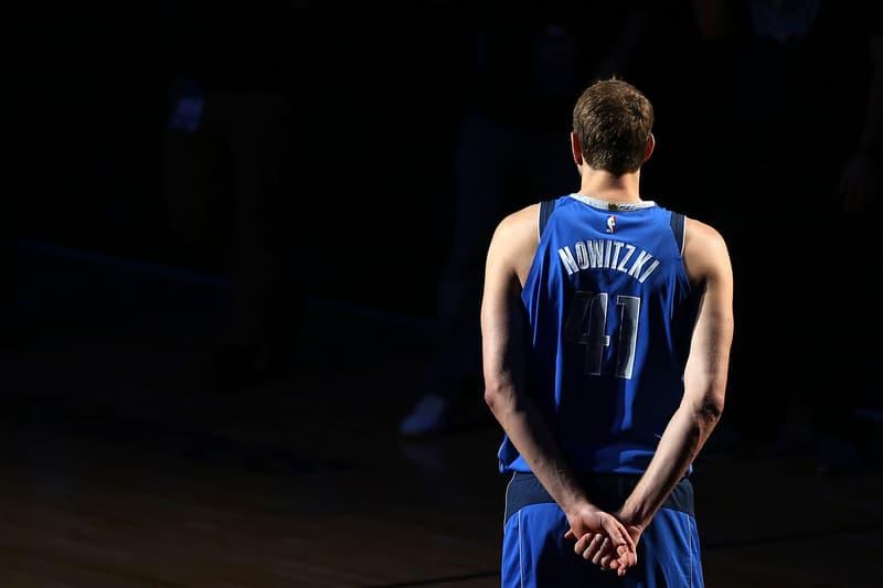 NBA ダーク・ノビツキー Dirk Nowitzki dallas marvericks ダラス・マーベリックス が地元ファンの涙腺を崩壊させるサプライズを実施