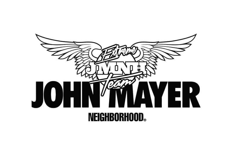 NEIGHBORHOOD が5年振りの来日公演を行なうジョン・メイヤーとの最新コラボアイテムを発表