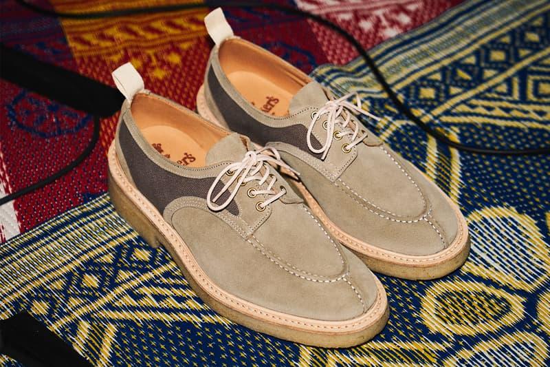 ニコラス デイリー トリッカーズ Tricker's コラボ シューズ フットウェア NICHOLAS DALEY コンバート ブーツ ミリタリー