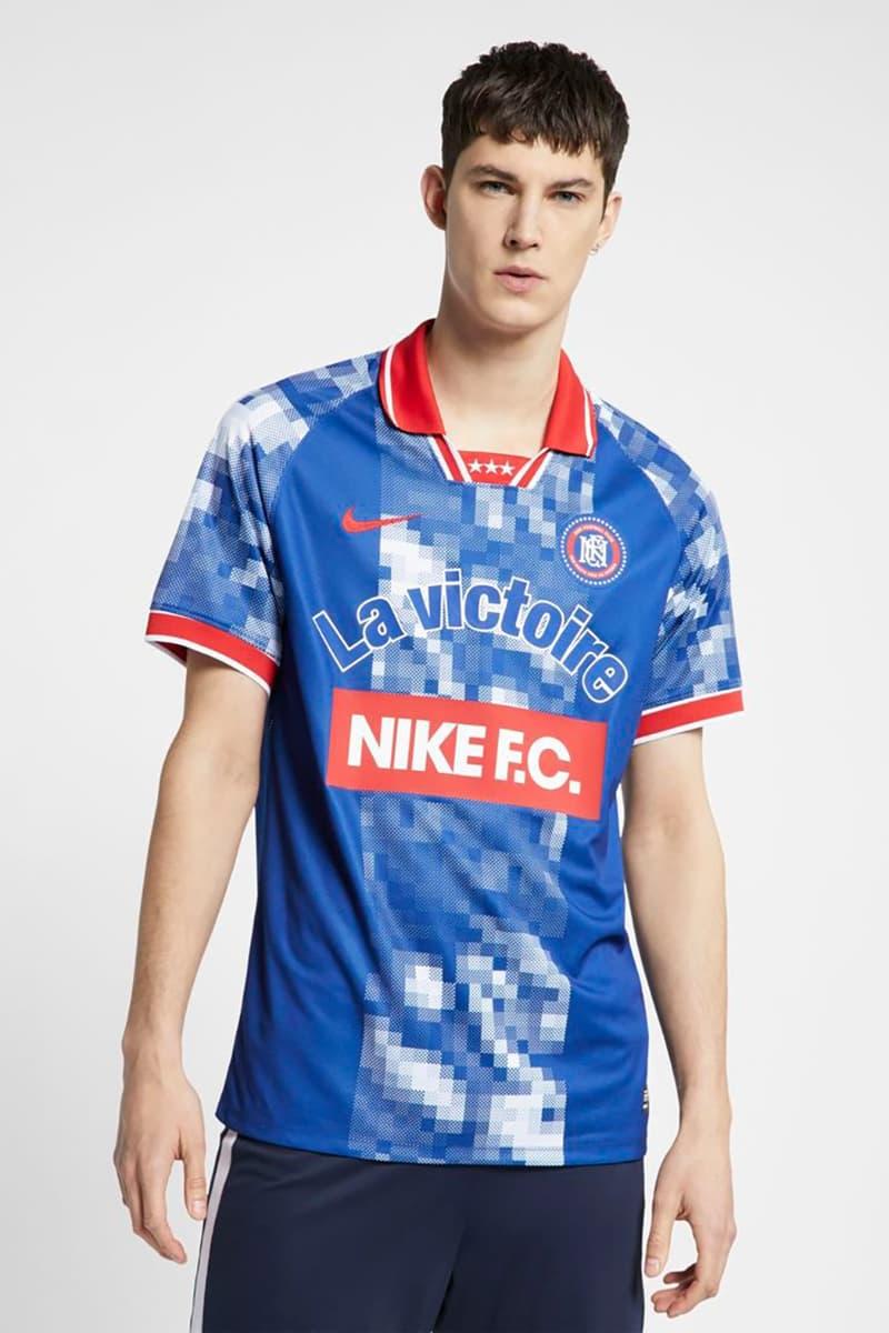 ナイキ F.C. Nike サッカー フットボール ジャージ ユニフォーム ヴィンテージ PSG フランス