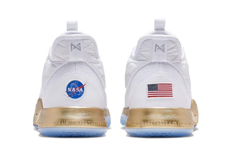 PG 3 NASA ナイキ アポロ計画 ポールジョージ Apollo Missions オンライン SNKRS NIKE COM NBA バッシュ サンダー OKC