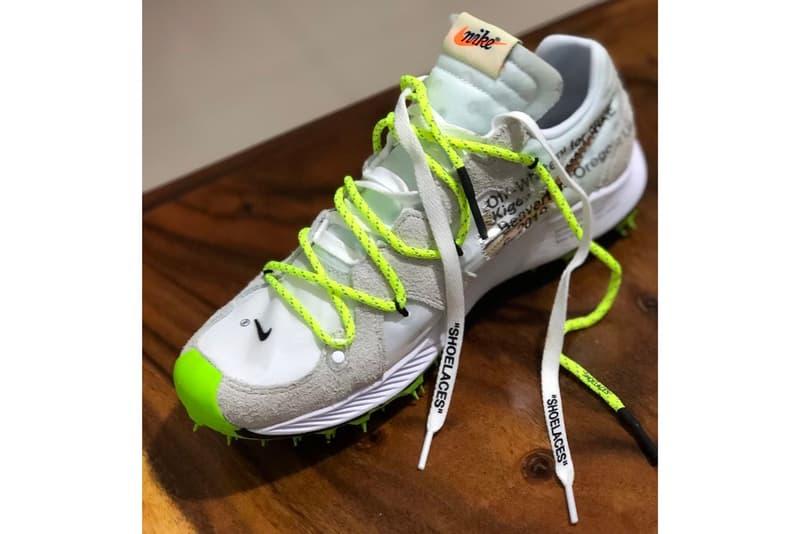 オフホワイト x ナイキ Off-White™ x Nike 2019 Sneakers, Better Look Virgil Abloh Coachella white grey glow in the dark neon green yellow swoosh