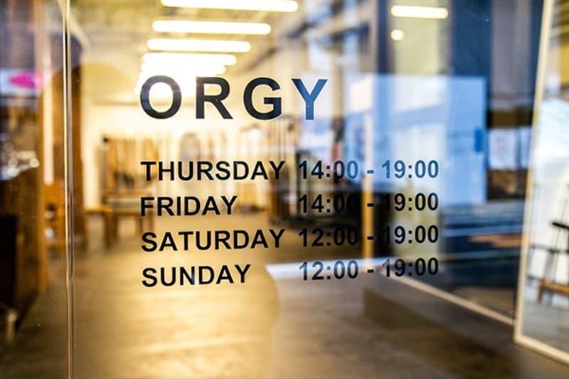 恵比寿 東京 ストリート シーン セレクト ショップ ストア ORGY OG オージー 開店 オープン