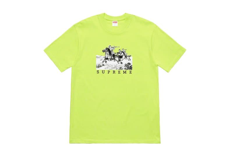 Supreme シュプリーム 2019年 春夏 コレクション 発売 アイテム 4/6 4月6日  Week 6