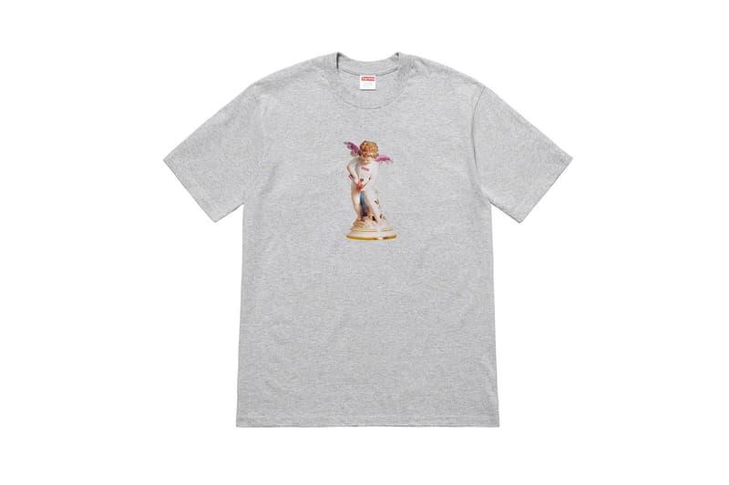 シュプリーム Supreme オンライン Tシャツ キュピーッド ダリ アイテム 完売 全部 一覧 クルーネック ジャケット キャップ