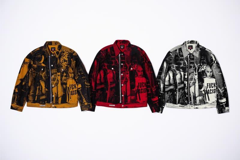 ジャン=ポール・ゴルチエ シュプリーム コラボ バンズ vans Supreme Jean Paul Gaultier 2019年 春夏 コラボレーション コレクション コラボ