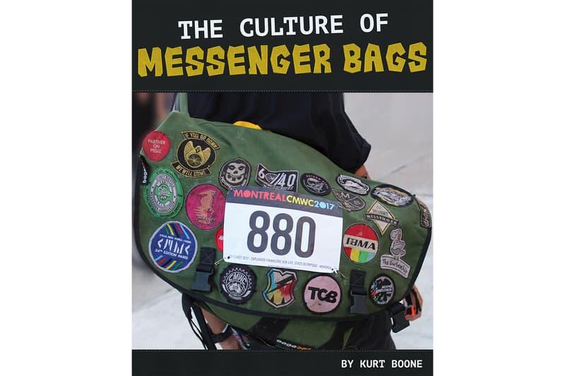 メッセンジャー カルチャー 新作 写真集 カート・ブーン書籍『THE CULTURE OF MESSENGER BAGS』発売記念イベントが CHROME TOKYO HUB にて開催