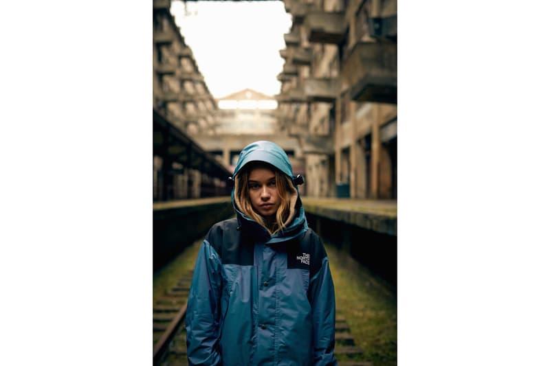 THE NORTH FACE ザ・ノース・フェイス 新作 ヌプシ マウンテンジャケット 新作 カプセル コレクション 発表 発売