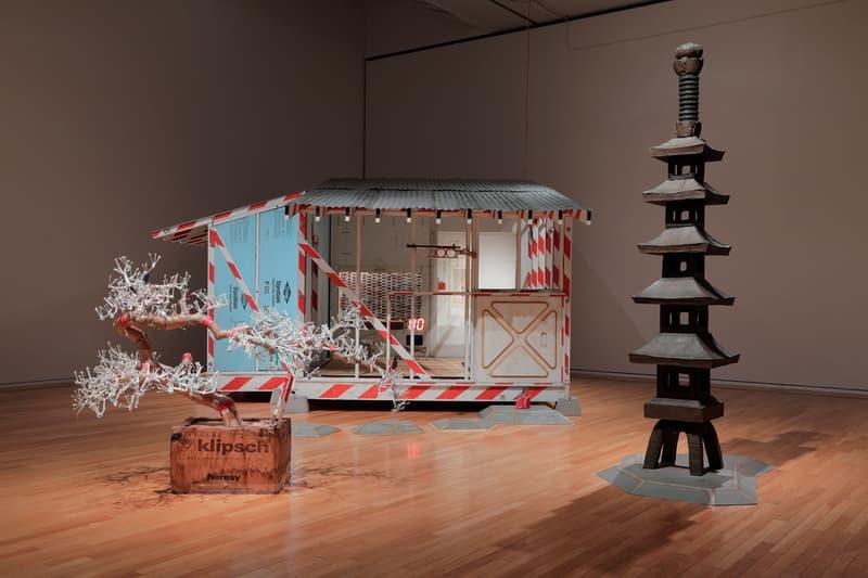 トムサックス ティーセレモニー 東京オペラシティ アートギャラリー 作品 購入 茶道 NASA