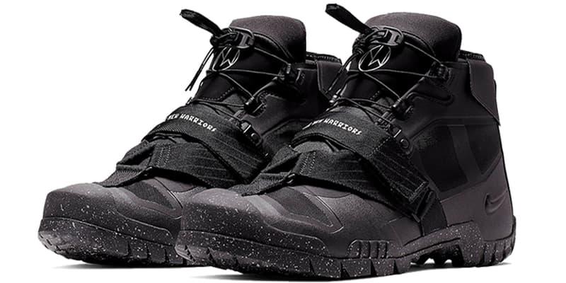 UNDERCOVER Nike アンダーカバー ナイキ 最新コラボ作 スニーカー ブーツ ビジュアル