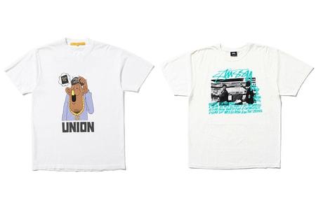 UNION TOKYO が豪華ブランドを迎えた1周年記念コレクションを発売