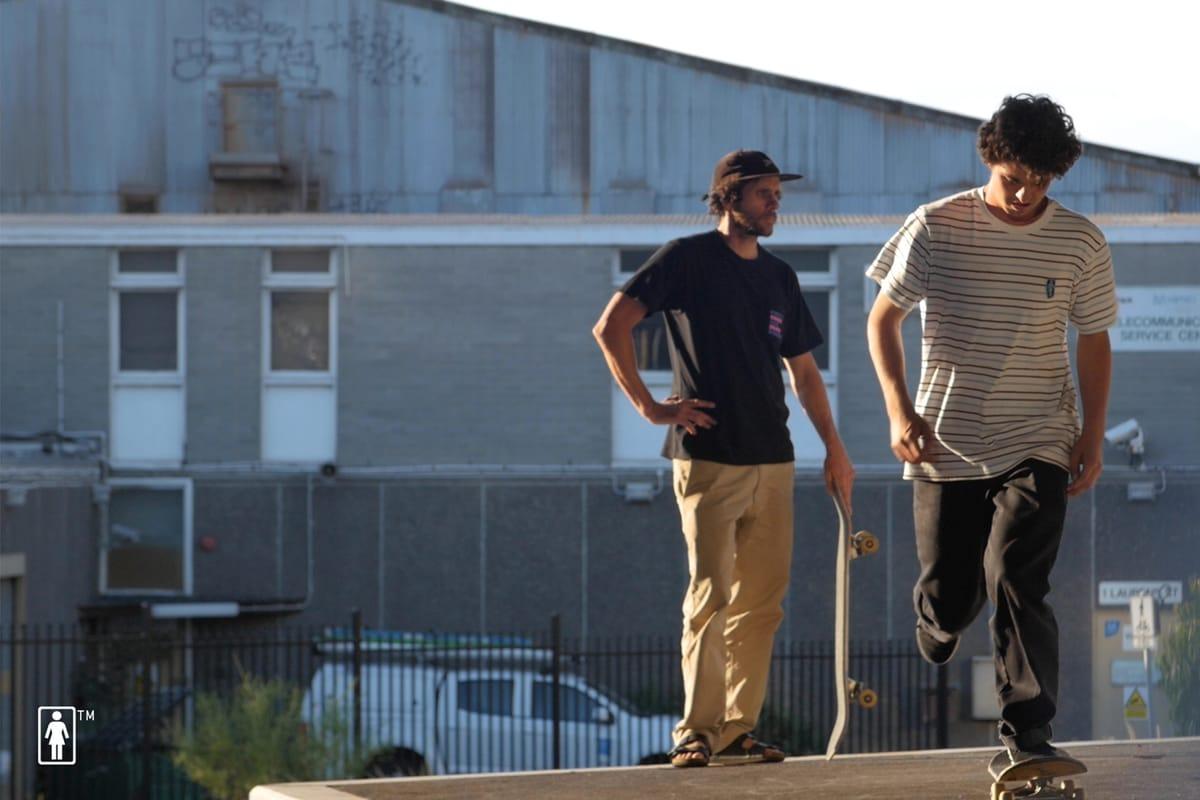 UNIQLO UT x Girl Skateboards による新作コレクションが登場