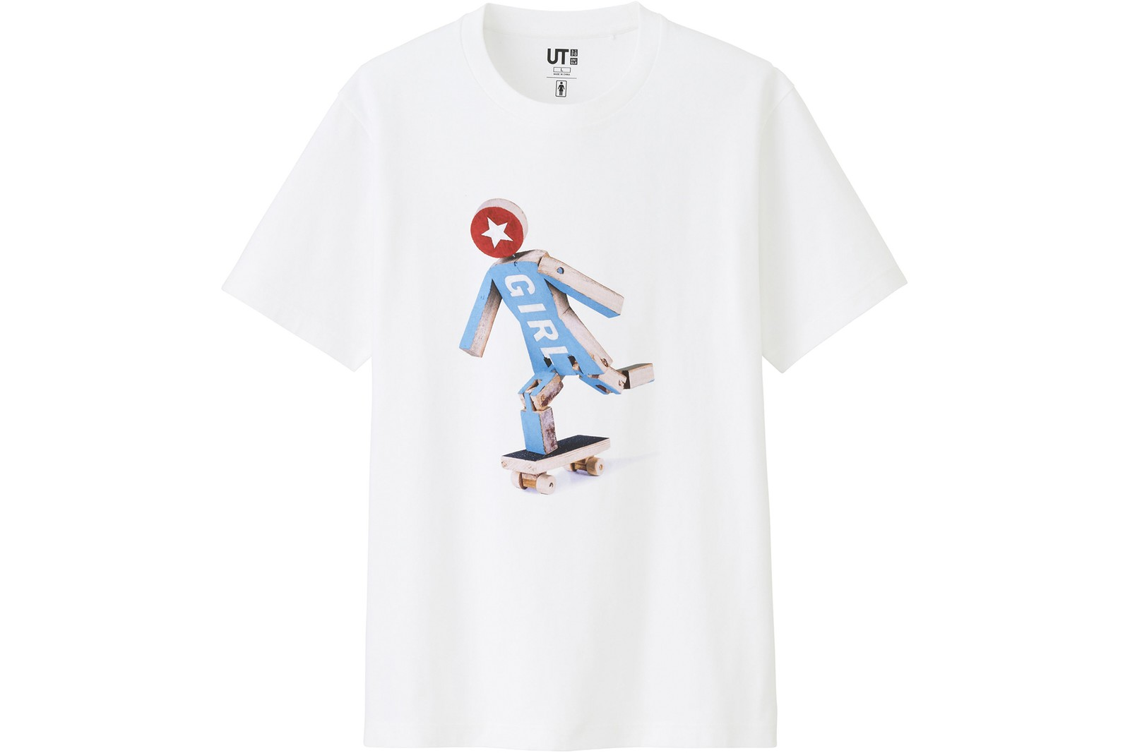 UNIQLO UT Girl Skateboards  ユニクロ UT ガール・スケートボード コラボコレクション 発表 Griffin Gass Rick McCrank Tyler Pacheco Andrew Brophy Rick Howard Niels Bennet Mike Carroll