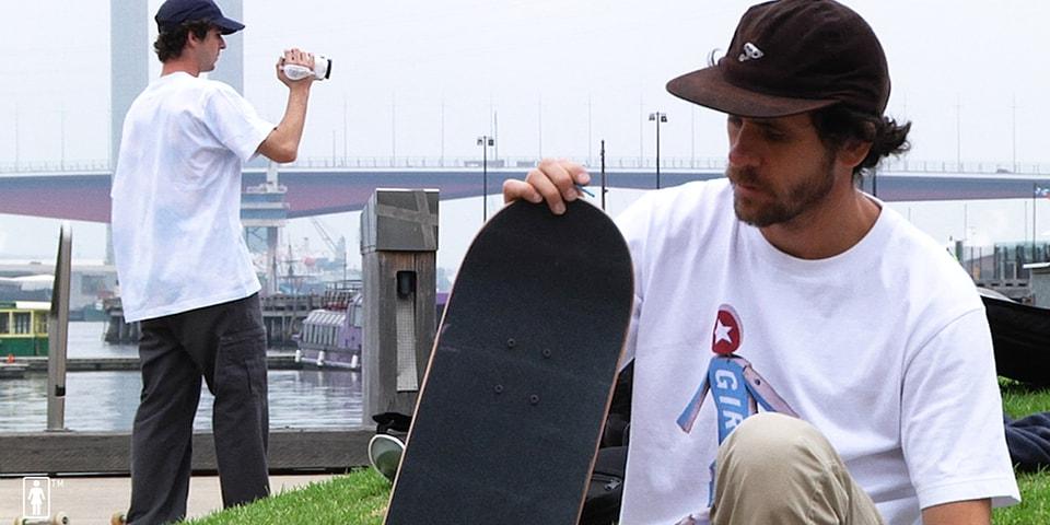 ユニクロUT x ガールスケートボードによるコラボコレクションが
