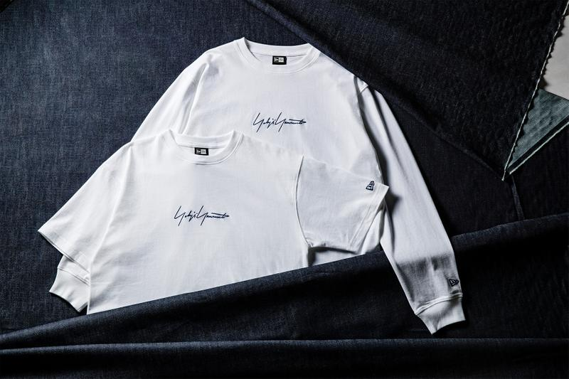 Yohji Yamamoto ニューエラ ヨージ 山本耀司 ヨウジヤマモト New Era® 2019年春夏 最新 カプセルコレクション