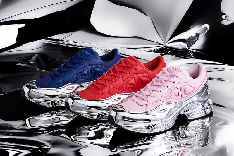 アディダス バイ ラフ・シモンズ adidas by Raf Simons オズウィーゴ ミラー デザイン RS Ozweego 発売